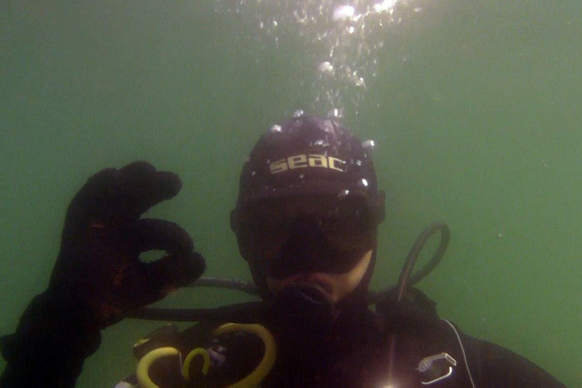 3D fotogrametria pod vodou