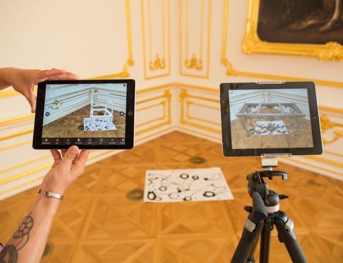 Rozšírená realita na Bratislavskom hrade