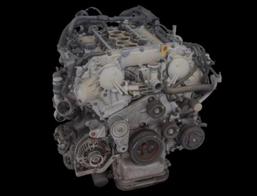 Blok motora: Nissan GTR