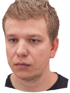 3D skenovanie ľudskej tváre