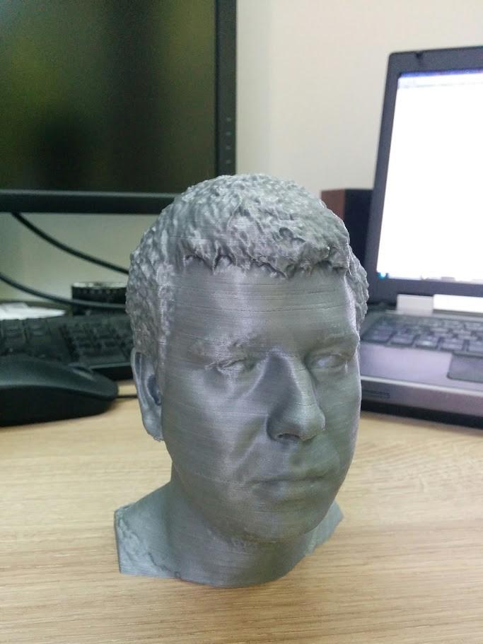 Ľudská tvar 3D model