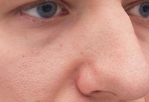 Skenovanie ľudskej tváre