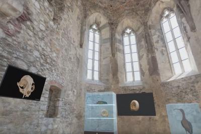 Virtuálne múzeum 3D prehliadka
