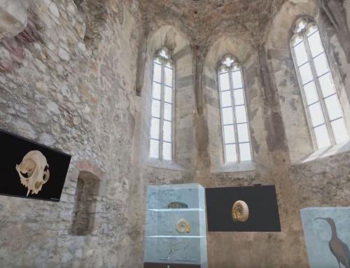 3D virtuálne múzeum