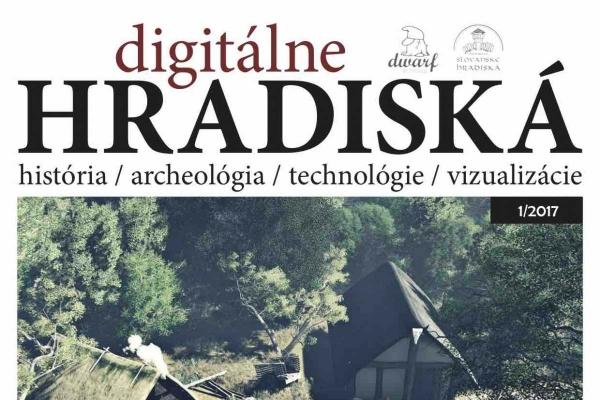 Digitálne hradiská fotogrametria - článok