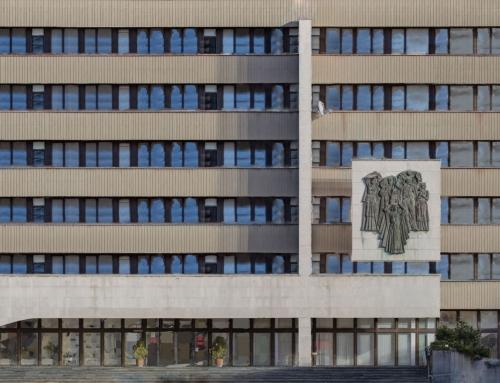 Zameranie skutkového stavu budovy Najvyššieho súdu SR