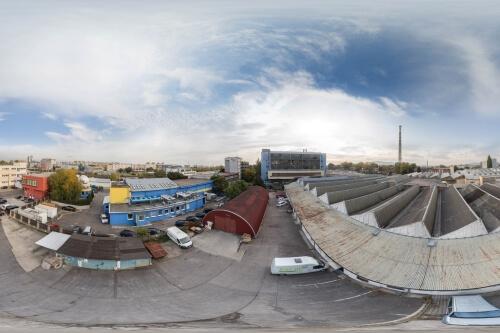 Panoramatické snímkovanie