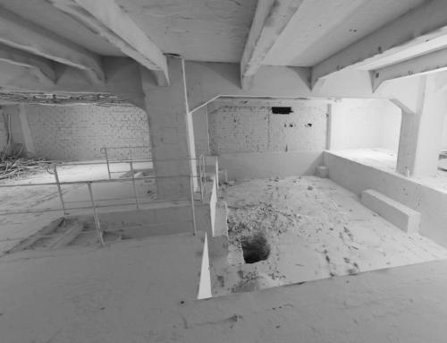 Fotogrametrické zameranie podzemných priestorov