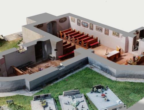Zameranie kostola (Moravany)